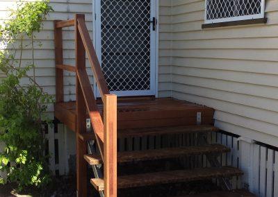 North Brisbane Stairs